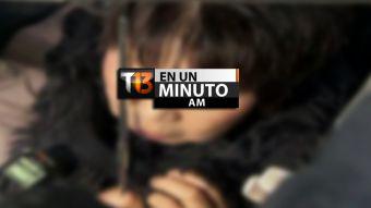"""[VIDEO] #T13enunminuto: Detenida """"viuda negra"""" en Japón tras muerte de sexto esposo y otras noticias"""