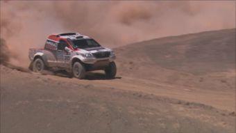 [T13] Más de 5 mil kilómetros de recorrido tendrá la versión 2015 del Dakar