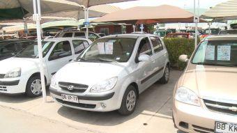 [T13] Estudio revela que autos usados han bajado de precio un 7,8%