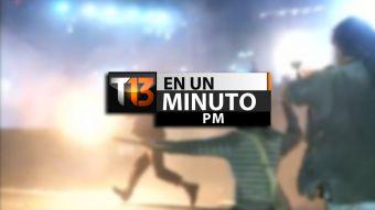 [VIDEO] #T13enunminuto: Miles marcharon en Ciudad de México por 43 estudiantes y otras noticias