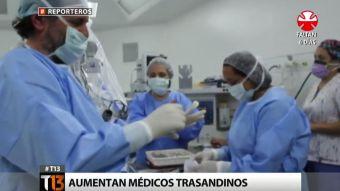 [Reporteros] Médicos made in Argentina