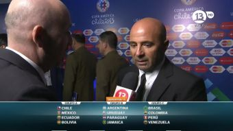 """Jorge Sampaoli tras sorteo de Copa América 2015: """"Ecuador será complicado"""""""
