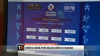 [T13] Todo lo que debes saber de la venta de entradas para la Copa América