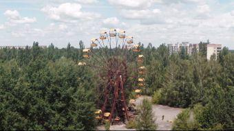[VIDEO] La ciudad fantasma de Chernobyl vista desde un drone