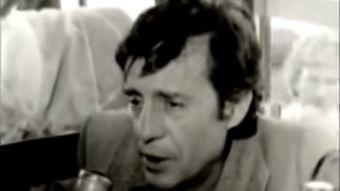 """[VIDEO] El día que Roberto Gómez Bolaños y el elenco de """"El Chavo del 8"""" visitaron Chile en 1977"""