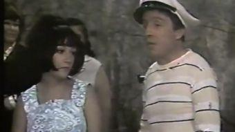 """[VIDEO] Este fue uno de los primeros capítulos de """"Chespirito"""" en 1971"""