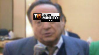 [VIDEO] #T13enunminuto: a los 85 años fallece Roberto Gómez Bolaños y más noticias internacionales