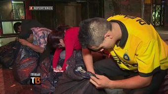 [Reporteros] La iniciativa que busca evitar que chilenos coman de la basura