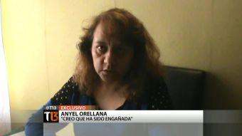 """[T13] Madre de chilena detenida en España: """"Mi hija fue engañada"""""""