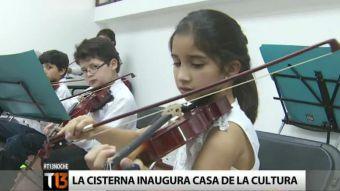 """[T13 Noche] Comuna de La Cisterna inaugura Casa de la Cultura """"Víctor Jara"""""""