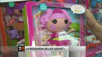 [T13] ¿Cuáles son los juguetes más buscados por los niños para esta navidad?