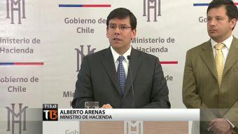 [T13] El duro año de Alberto Arenas en el Ministerio de Hacienda
