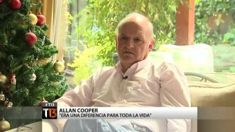 [T13] El recuerdo del padre de Francisca Cooper a 10 años de su muerte
