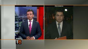 [T13 Noche] Bombazo en Temuco y otras noticias policiales con Jorge Iturrieta