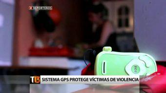 [Reporteros] Sistema GPS protege a víctimas de violencia intrafamiliar