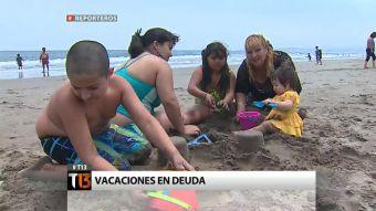 [Reporteros] Vacaciones 2015: El negativo balance del litoral central