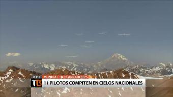 [T13] Así se vive la primera competencia mundial de planeadores en Chile