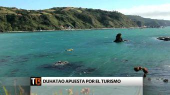 [T13] Duhatao: Campo y mar en la isla de Chiloé