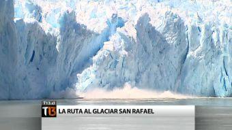[T13] Las maravillas de los 30 mil años del glaciar San Rafael