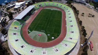 [VIDEO] Copa América: así se ve el Estadio Elías Figueroa de Valparaiso desde las alturas