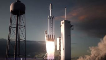 [VIDEO] Este es el cohete espacial más rápido del mundo y también el más eco sustentable