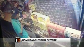 Muerte de ladrón de panadería: ¿Homicidio o legítima defensa?