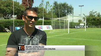 Mark González y su buen momento: \