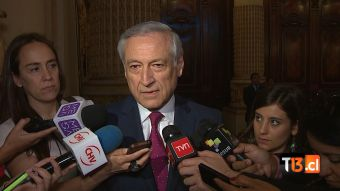 [Video] Canciller Muñoz: el tema marítimo no está en la agenda con Bolivia