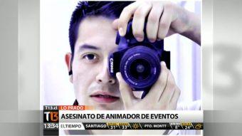 Asesinan de un balazo a conocido animador de discoteque en Lo Prado