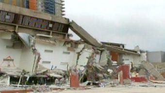 En su quinto aniversario, habitantes de edificio Alto Río recuerdan la noche del 27F