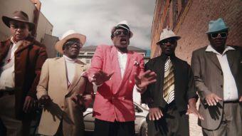 """[VIDEO] Abuelos bailan al ritmo de """"Uptown Funk"""" de Bruno Mars"""