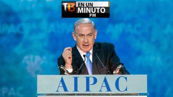 [VIDEO] #T13enunminuto: Primer Ministro israelí en contra de acuerdo nuclear entre EE. UU. e Irán