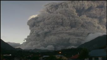 [VIDEO] Éstas son las cinco erupciones que han marcado los últimos 50 años en Chile