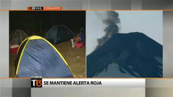Así se vive la noche en Coñaripe