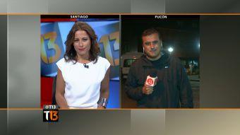 Preocupación por efectos en turismo tras erupción del Villarrica