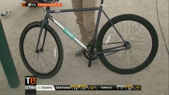 Yerka: La nueva bicicleta imposible de robar