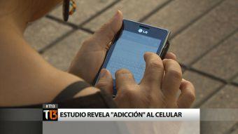 ¿Qué tan adictos somos a los celulares?