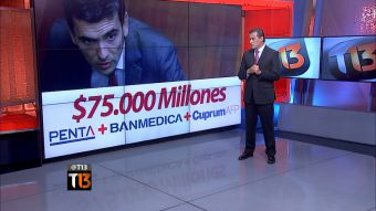 Caso Penta: Ramón Ulloa detalla la tercera jornada de formalización
