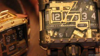 c245268434fa 5 diseños extravagantes que dejó la mayor feria de relojes del mundo
