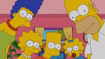 [VIDEO] Revisa el nuevo opening navideño de Los Simpsons