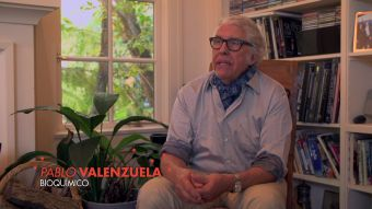 [VIDEO] Pablo Valenzuela en LabStars: Científicos chilenos que brillan a nivel mundial