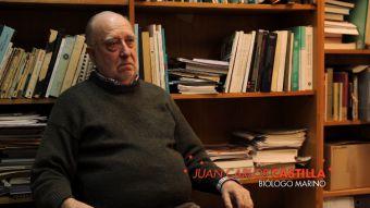 El biólogo marino Juan Carlos Castilla en LabStars de 4Change Media.