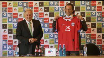 [EN VIVO] ANFP presenta a Juan Antonio Pizzi: Me comprometo con todo el pueblo chileno