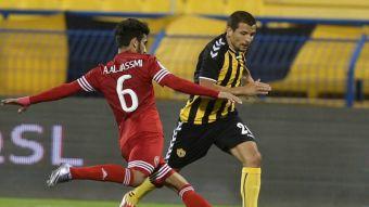 [VIDEO] El ex Colo Colo Emiliano Vecchio convirtió su primer gol en Qatar