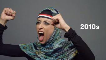 [VIDEO] Estos son 100 años de belleza en Egipto