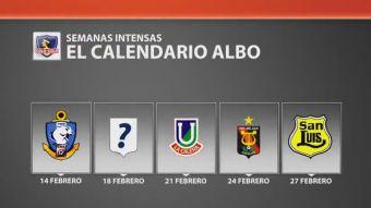 [VIDEO] Semana de locura para Colo Colo: Afrontará 5 partidos en 13 días