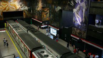 Pasaje del Metro sube $20 en el Horario Punta desde este lunes
