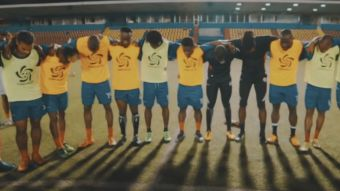 [VIDEO] La emotiva preparación de Haití para su participación en la Copa América Centenario