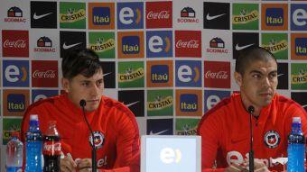 [Video] Revisa la conferencia completa de Nicolás Castillo y Francisco Silva en La Roja