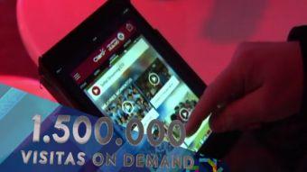 [VIDEO] Descarga y vive desde tu celular la Copa América Centenario junto a Canal 13